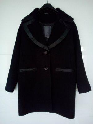 Eleganter Oversize-Mantel mit Cashmere