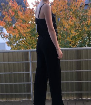 Eleganter Pailletten Jumpsuit Overall Neu!