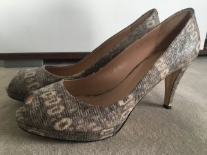 Eleganter Peeptoe von Hugo Boss