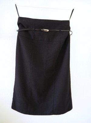 Eleganter Pencil Skirt, mit Gürtel