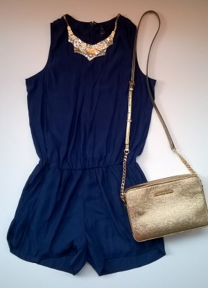 Eleganter petrolblauer Jumpsuit *GAP*