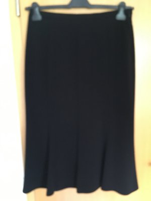 Gerry Weber Godet Skirt black polyester