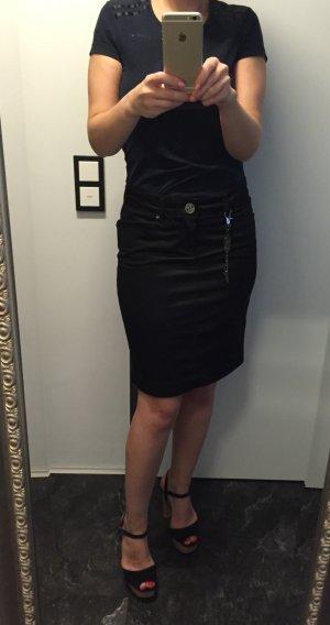 Eleganter Rock von LIU Jeans , Größe 36, schwarz