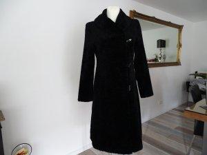 Eleganter  schwarzer Mantel NEUWERTIG, Neu 450,-- Euro