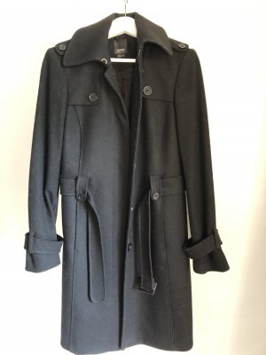 Eleganter schwarzer Mantel von Esprit