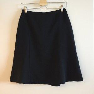 Midi-rok zwart