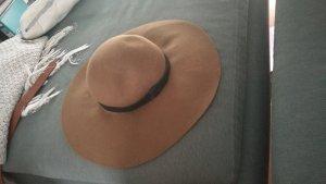 H&M Chapeau de soleil marron clair