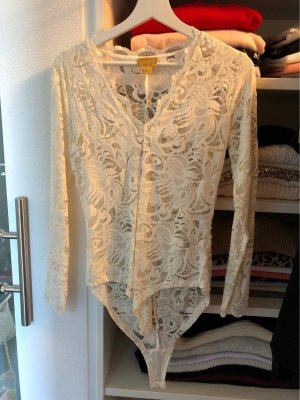 H&M Shirt Body natural white-cream