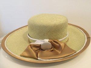 Sombrero de paja multicolor