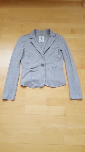 Eleganter Sweat-Blazer von Tom Tailor, Gr. S