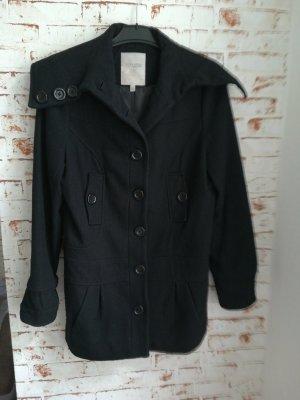 Bonaparte Chaqueta de lana negro
