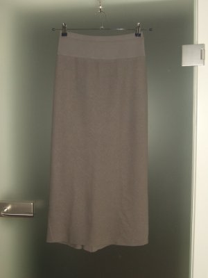 Marc Cain Godet Skirt grey
