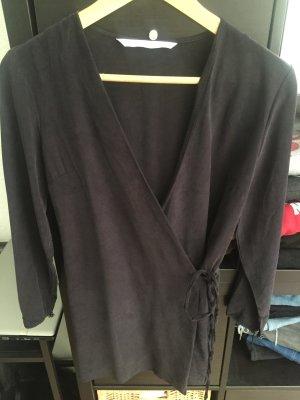 eleganter Zara Wickelkleid/ Jumpsuit