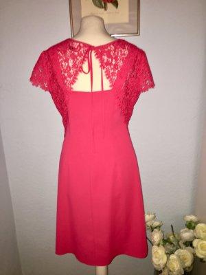 Elegantes 2in1 rosa Kleid
