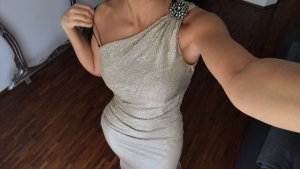 Jake*s Ball Dress gold-colored-silver-colored