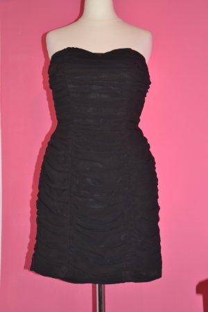 Elegantes Abendkleid in schwarz Gr. 34