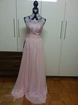 Elegantes Abendkleid mit aufwendigen Details