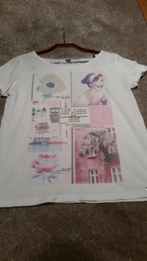 elegantes aber auch provokantes T-Shirt von s.Oliver