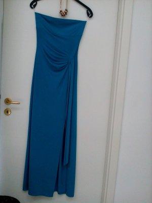 Elegantes bodenlanges Kleid