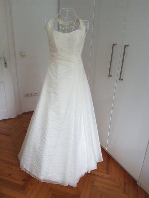 Elegantes Brautkleid Gr. 38, sehr guter Zustand, ivory/creme