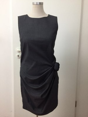 Elegantes Business-/Abendkleid mit Wickeloptik