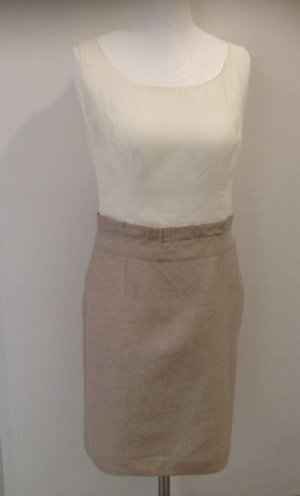 s.Oliver Sheath Dress white-dusky pink