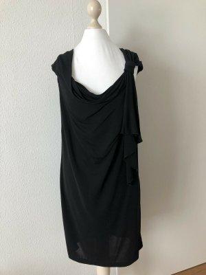 elegantes Diane von Furstenberg Kleid Kleines Schwarzes Gr. 6
