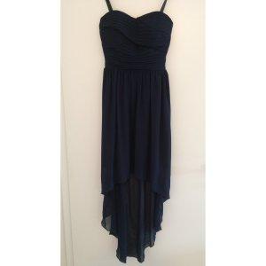 Elegantes dunkelblaues Abendkleid von P&C