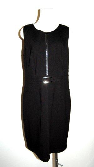 elegantes Etuikleid - Cocktailkleid - schwarz von Taifun Gr. 42
