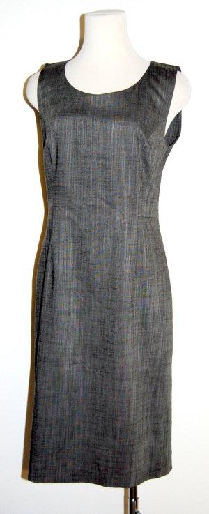 elegantes - Etuikleid mit Bolerojacke in grau von Comma - Gr. 36