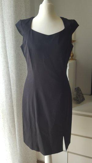 Elegantes Etuikleid *schwarz*