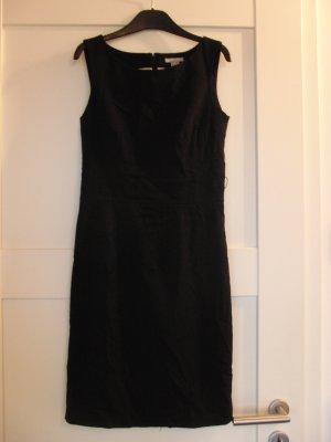 Elegantes Etuikleid von H&M, schwarz, Gr. 36