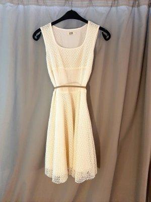 elegantes Freizeitkleid von Molly Bracken, weiß / cremefarben