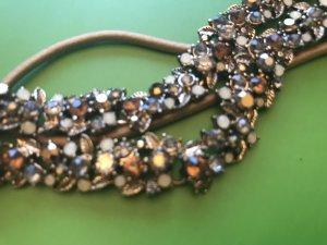 Haarband brons-goud