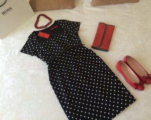 Elegantes HUGO BOSS Etuikleid_Business-Kleid_Gr.38_neuwertig
