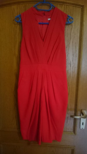 H&M Cocktail Dress red
