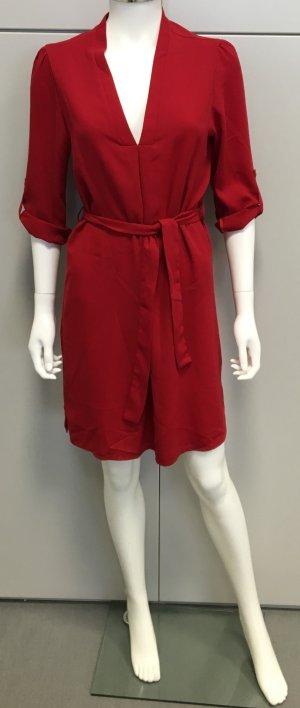 Elegantes Kleid aus Paris in Rot