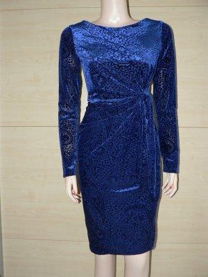 Elegantes Kleid blau