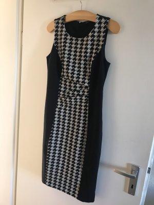 Elegantes Kleid Hahnentritt Esprit