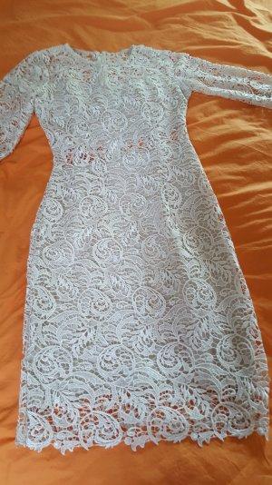 Elegantes Kleid in cremefarben gr.36
