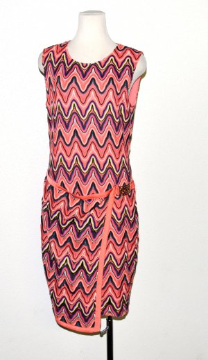 Ana Alcazar Robe stretch multicolore polyester