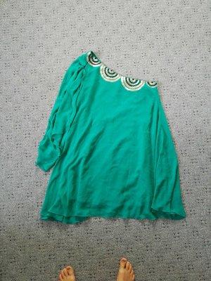 Elegantes Kleid mit Pailletten UK 10