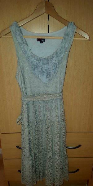 elegantes Kleid mit Spitze