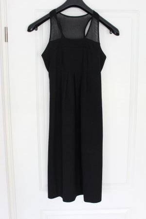 Schuhmacher Shortsleeve Dress black viscose