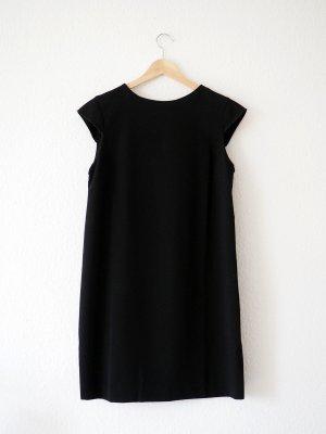 Elegantes Kleid, schwarz, M