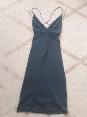 elegantes Kleid smaragd