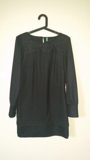 Elegantes Kleid von Benetton in Gr. S