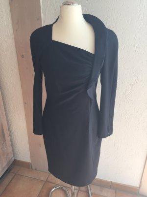 Elegantes Kleid von Singh Madan Gr. 40 nachtblau - NEU -