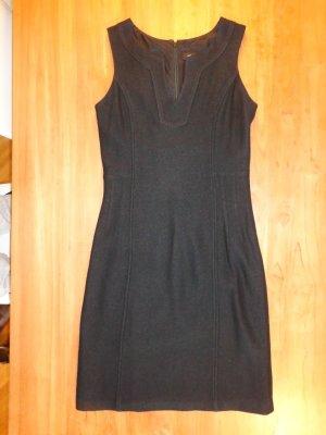 elegantes Kleid Wolle / Viskose von Prego, Größe 38