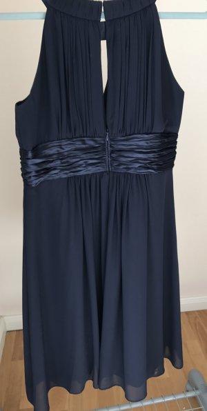 Elegantes Midikleid Abendkleid